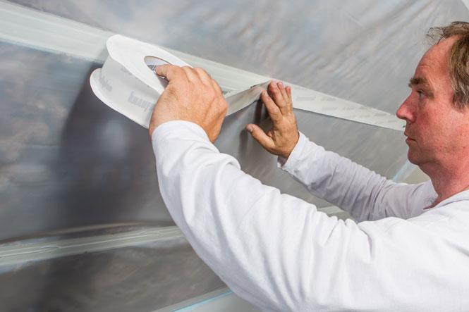 zateplenie ikmej strechy syst mom lds knauf insulation. Black Bedroom Furniture Sets. Home Design Ideas